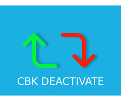 Deactivate Items