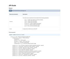 Cbk API
