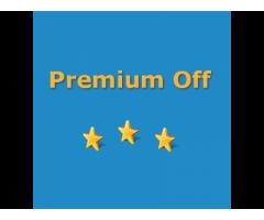 Premium Off